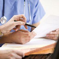 Distribución de cursos de Secretariado Medico